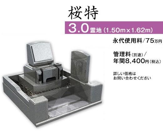 極のお墓 特別セット価格